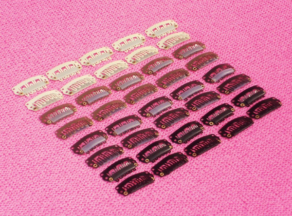 Toupee Clips uk Shipping 40 Toupee Clips