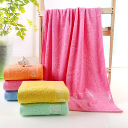 Wholesale-Sale 100% cotton towel cotton towel mushroom factory direct wholesale cheap towels comfortable adults children clean cloth