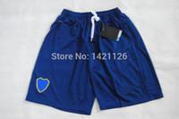 Wholesale boca blue shorts