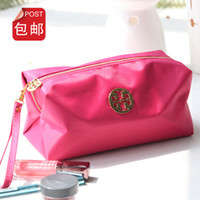 Wholesale fashion Womens cosmetic bag small clutch candy color cosmetic bag lady design storage bag for girls lady makeup bags hot selling