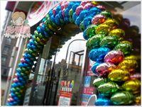 balloon arch - Balloon arches Party Decoration inch Round foil balloons Wedding Birthday festive balloons