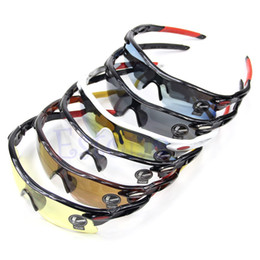 Hot selling Men Cycling Bicycle Bike Sport Fishing Driving Sunglasses UV Protection Glasses wholesale hello_kids