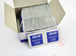 Wholesale Pad Alcohol Towellet Wound Antiseptic Medical Emergency First Aid JC1012