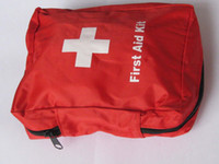 accident kits - Emergency First aid kit bag for home family accident earthquake car first aid bag