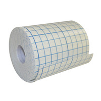 gauze roll - cm x m Non Woven Cover Roll Stretch Adhesive Bandage Gauze Dressing Hypoallergenic Wound Dressing Roll Sports Fixation Tape