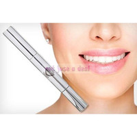 Cheap Wholesale-1PC Home Oral Hygiene Tooth Bleaching Truewhite Cleaning Gel Teeth Whitening Brush Pens White Kit