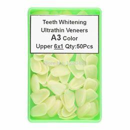 Wholesale Ultrathin Dental Composite Resin Veneers Upper Anterior Tooth A3 Color Restorative Teeth Whitening Dentist Materials