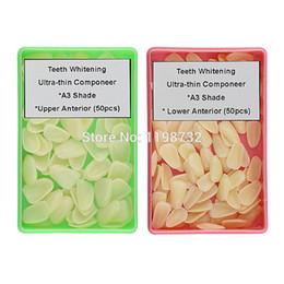 Wholesale Ultrathin Dental Componeer Composite Resin Veneer Upper amp Lower Anterior Teeth A3 Shade Restorative Tooth Whitening Materials