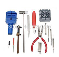 Wholesale High Quality Watch Opener Remover Repair Tool Set Kit Professional Watchmaker Tool