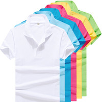 brand golf shirt - Promotional Men s Polo Shirt Men Famous Brand Vintage Golf Tennis Undershirts Sports Jerseys Casual Shirts Blusas Fit Shirt