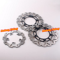 brake disk - Front amp Rear Brake Disk Rotors Parts For For YAMAHA YZF R1 amp YZF R6 Stainless Steel Aluminum
