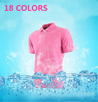 women's polo shirts - New Hot Women s Cotton Polo shirt Colors shirts Men Designer Couple Tops Slim Fit Summer Plus Size Pink Blue Red