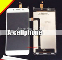 Cheap Wholesale-White or black Original FOR ZOPO ZP1000 LCD Display +Digitizer touch Screen Assembly +free hongkong tracking