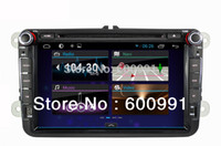 Wholesale Pure android Car DVD Player for VW GOLF Golf POLO PASSAT CC JETTA TIGUAN TOURAN EOS SHARAN SCIROCCO TRANSPORTER CADDY