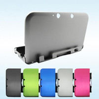 3ds xl - Brand New Luxury Aluminum Box Hard Metal Cover Protective Case For Nintendo DS XL LL