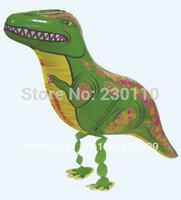 Wholesale wholesales dinosaur walking pet balloons animal balloons myalr balloon