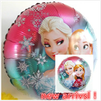 Wholesale NEW arrivel globos inch Frozen party balloons helium for birthday party decoration foil air ballon classic toys for supplies