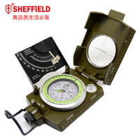 sheffield - Sheffield multifunctional high quality compass luminous compass