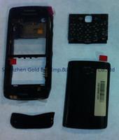 blackberry pearl - For BlackBerry Pearl G BLACK Original New Full Complete Mobile Phone Housing Cover Case Keypad Free Tools