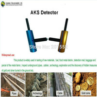 Wholesale High accurancy Powerful Long Range AKS Gold And Diamond Detector Metal Detectors