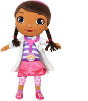 doc mcstuffin - NEW Original Doc McStuffins cm Toys Plush Doll Doc McStuffin Doctor Girls quot Preschool Party Gift