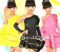 Wholesale Child Dance Clothes Latin Dance Clothes Dance Dress Dance Costumes toycity
