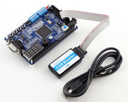 Wholesale FPGA Cyclone Altera FPGA EP1C3T144 Development Learning Board USB Blaster JTAG programmer