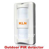 outdoor motion detector - wired tri technology outdoor motion sensor alarm pir detector with kg pet immunity super solid anti false
