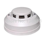 Wholesale wire Smoke fire detector wired smoke detector fire alarm hardwire smoke sensor for all wire alarm