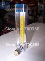 air adjusting valve - LZB glass rotameter gas flow meter with adjust control valve water flow meter air flow meter