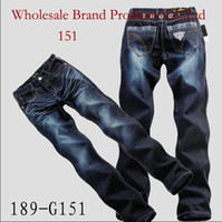 name brand jeans - Hot Sale Brand Name Denim Jeans Men Original Men Jeans GCI151