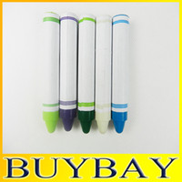 Wholesale Crayon Stylus Touch Pen for iphone ipad samsung htc stylus touch pen