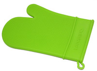 Wholesale Silicone insulated gloves Gauntlet gloves baking oven glove