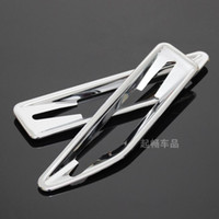 lampshade frames - For KIA K2 RIO ABS Chrome trim modified side turn signal lamp box cover special light box sedan side plating lampshade frame