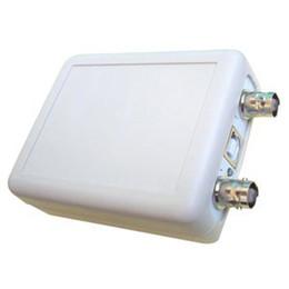 Évaluation des ordinateurs à vendre-Gros-2 Channel PC Computer Digital Storage Oscilloscope USB double Oscilloscope 8k Taux d'échantillonnage peut mesurer la tension 0-5V