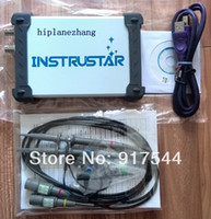 Wholesale PC Based USB Oscilloscope Channels MHz MSa s FFT Analyzer Data Logger Recorder in1 ISDS205A