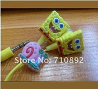 Cheap cartoon earphone Best ear earphone