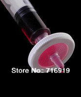 Wholesale NEW Hot Syringe filter Nylon66 for HPLC Sample Preparation or IC Sample Preparation Diameter mm X Pore Size um