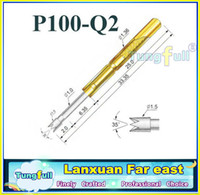 Wholesale P100 Q2 Dia mm g Spring Test Probe Pogo Pin