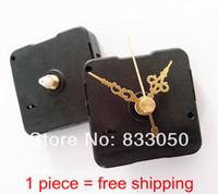 clock inserts - Clock Inserts Quiet No Tic Fit Up DIY Gold Hands Repair Tool