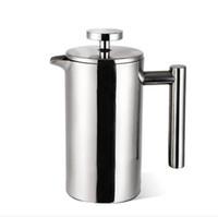 coffee pot tea - ml French presses pot coffee pot tea pot stainless steel elegant percolator competitive price