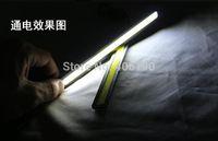 Cheap Factory Bulk Sale- AC 12-36V Waterproof COB LED Car Light DRL Daytime Running Light for Universal Car 17cm 20sets lot