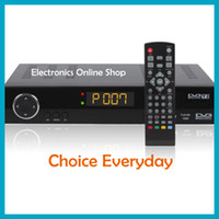 Cheap Wholesale-Full HD 1080P DVB-T2 TV Set-top Box Digital Terrestrial Receiver with USB &HDMI Interface Support MPEG4   H.264
