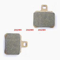 Cheap high quality Motorcycle Rear Brake Pads fit YAMAHA YP 125 Majesty 2001 - 2009