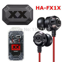 Wholesale Hight Quality Brand HA FX1X Xtreme Xplosives XX in ear Earphone Headphone Stereo Deep Bass J V C Headset
