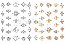 Wholesale sheet Multicolor Nails Striping Tape Line DIY Nail Art Tips Decoration Sticker nail wraps SV20 SV005726