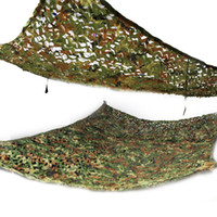 Wholesale New arrived x3m Woodland Camouflage Net Camo Netting Camping Military Hunting Tent