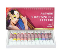 face paint - FG303 Matisse body painting makeup paint pigment pigments theater festivals game party face ml color