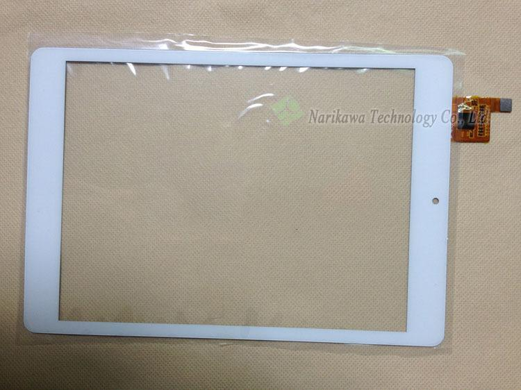 Buy -Original White 7.85 inch touch screen New CHUWI V88 V88S MINI Tablet pc pad .touch panel digitizer HY 51042 white color