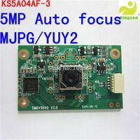 auto focus module - USB2 CMOS Mega Pixel Auto Focus Camera module
